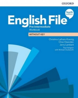 English File: Pre-Intermediate