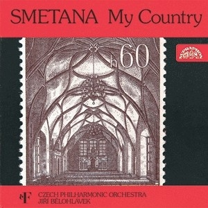 Má vlast/My Country/CD
